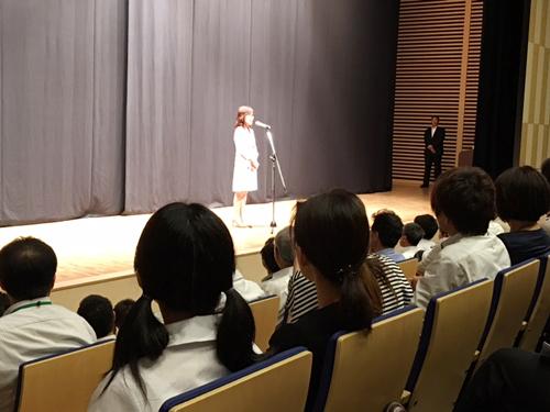 稲田朋美国政報告会